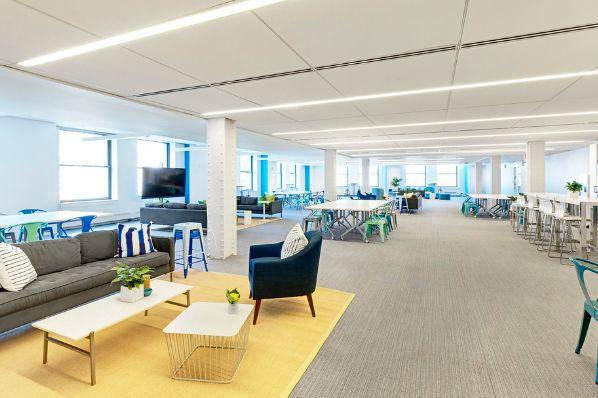 冠状病毒扩大了对灵活办公空间的需求