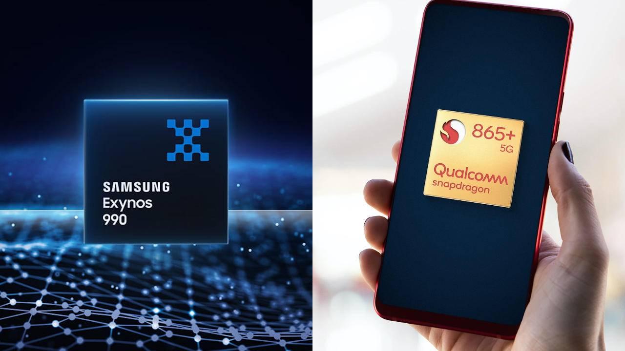 韩国选择Galaxy Note 20处理器可能会再次引起丑闻