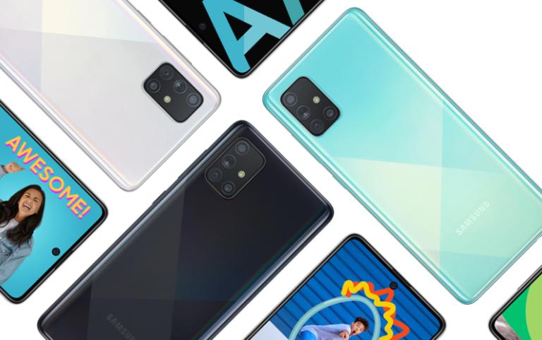 某些Galaxy A系列手机将于2021年随附OIS