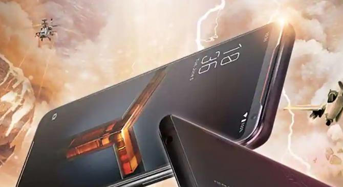 华硕ROG Phone 3设计在新的泄漏图像中显示
