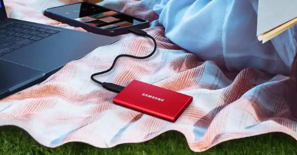 三星发布便携式SSD T7和870 QVO SSD
