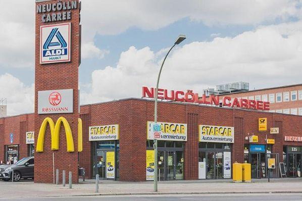 联合投资集团以2700万欧元(德国)收购Neucolln Carree零售园区