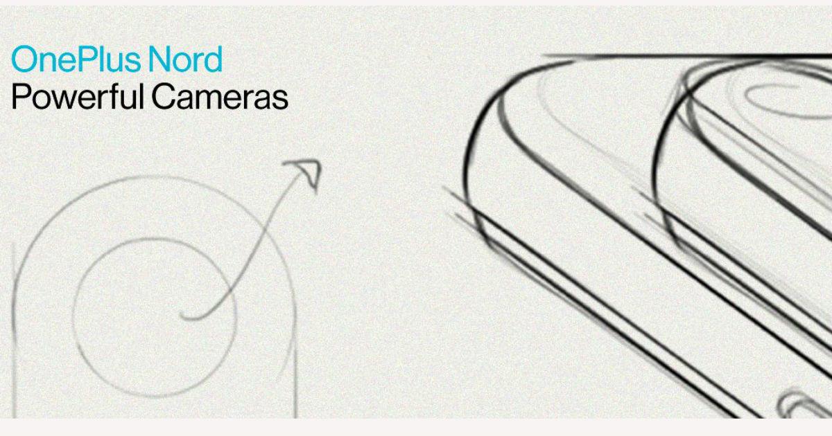 一加 Nord相机将于7月21日发布之前详细披露