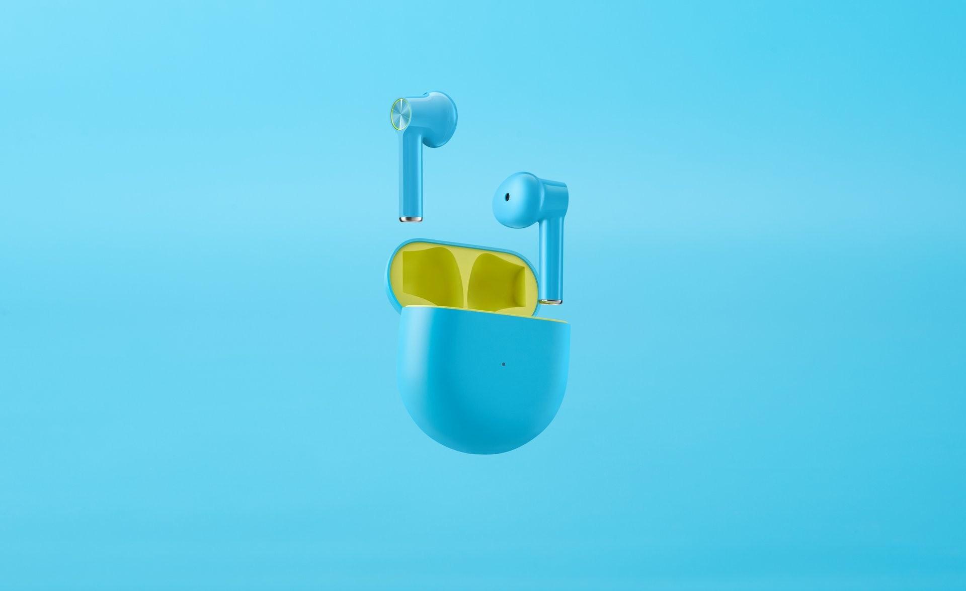 一加 Buds具有类似于Airpods的外观,功能强大的音频命中!