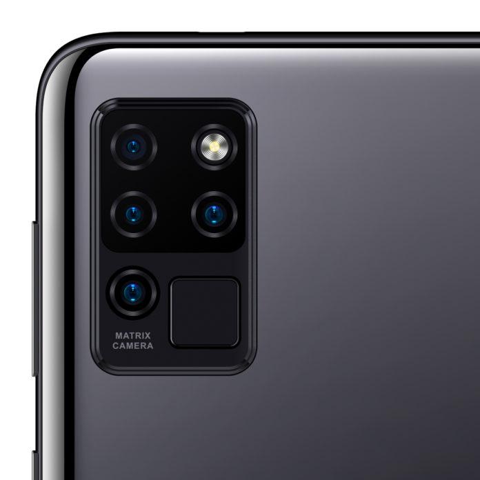 Oukitel C21采用时尚的矩阵四后置摄像头设计泄漏