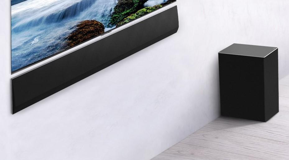 LG GX Soundbar具有超薄设计和先进的音频技术,现在可以购买