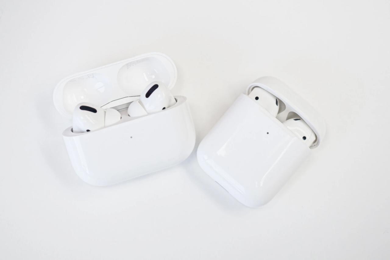 苹果没有计划在2020年发布AirPods 3或AirPods Pro 2