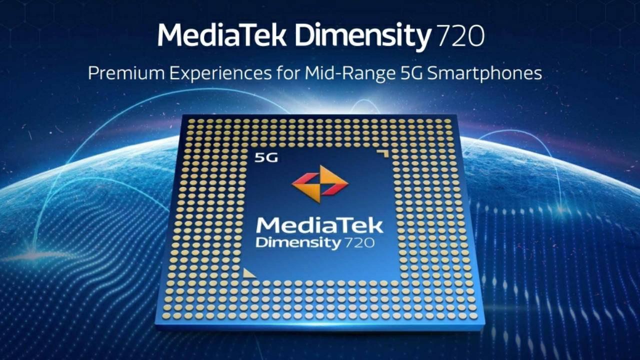 联发科技Dimensity 720 5G挑战Snapdragon 690