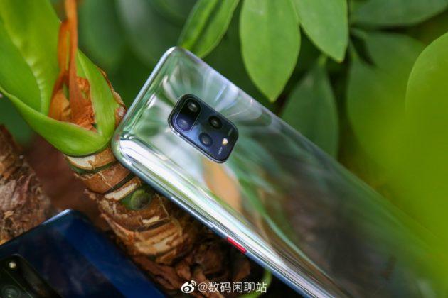 Redmi 10X Pro液体银让人想起Mi 6 Silver Edition的镜面涂层