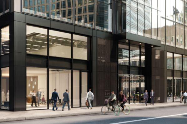 Galliford Try获得5500万欧元的伦敦办公室装修项目