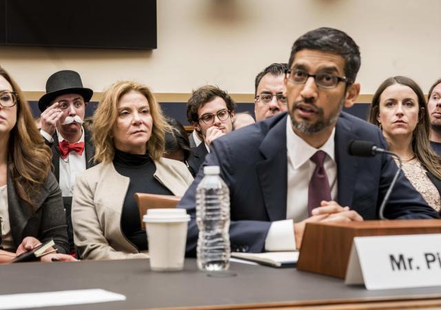 与谷歌和苹果的大型技术反托拉斯听证会已经推迟