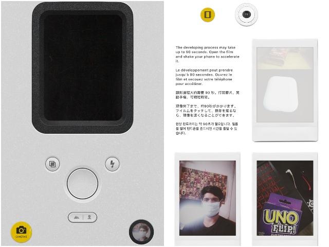 这款相机应用为您的智能手机带来经典的胶片相机体验