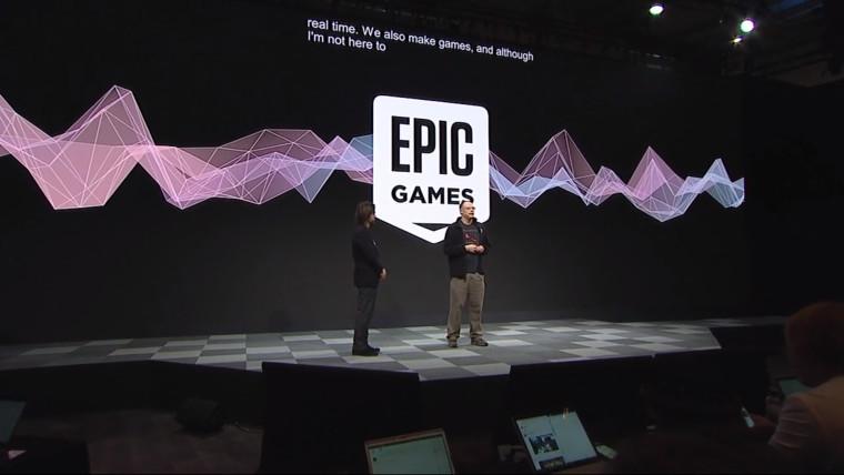 "Epic Games首席执行官批评苹果,谷歌应用商店""绝对垄断"""