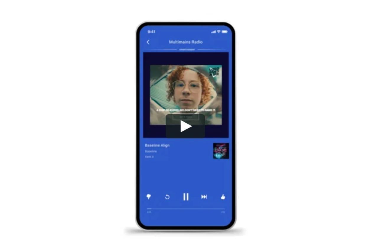 Pandora推出互动语音广告以选择用户
