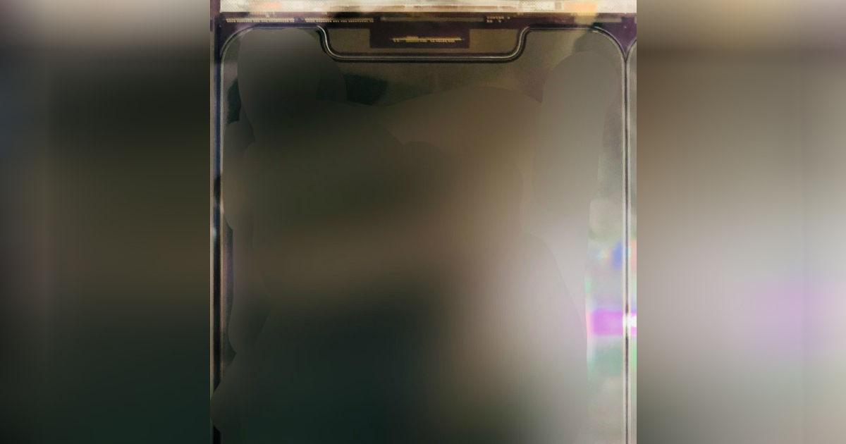 Apple iPhone 12(5.4英寸)动手实时图像泄露,揭示设计