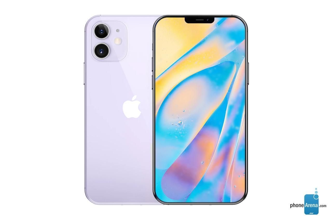 """5.4英寸iPhone 12 5G显示屏漏水,为""""最佳小型手机""""称号开枪"""