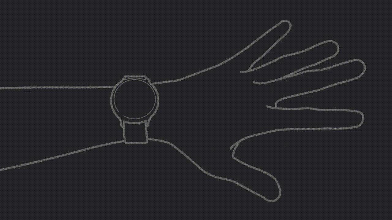 Galaxy Watch 3具有跌倒检测和新手势控制功能
