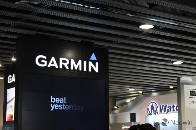 网络攻击后,Garmin使操作恢复正常