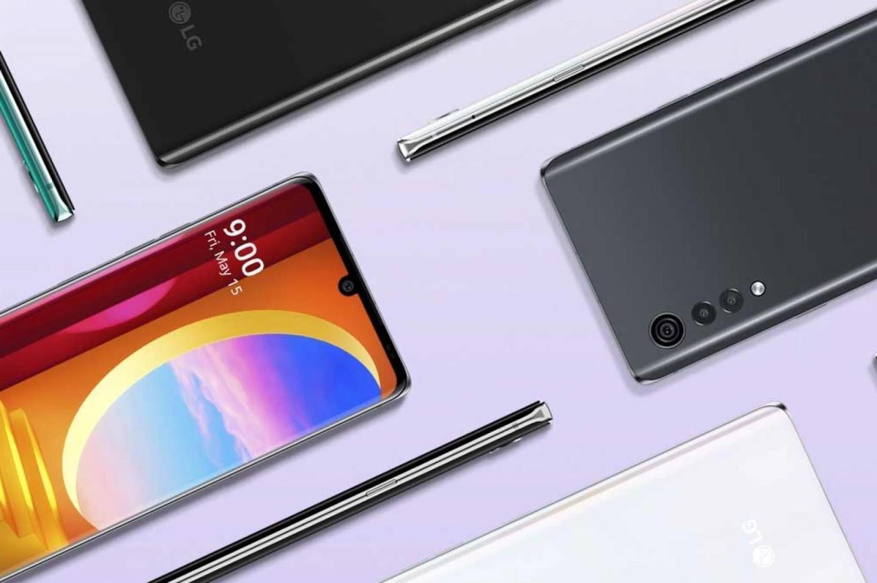 LG Velvet 4G正式发布,带有旧的旗舰芯片,价格可能更低