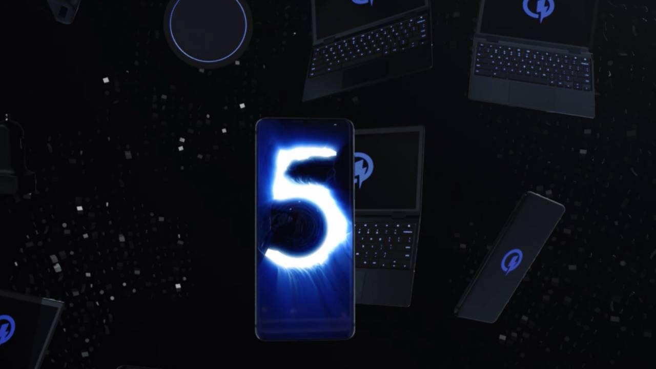 快速充电5在15分钟内将手机电池的电量从0%降低到100%