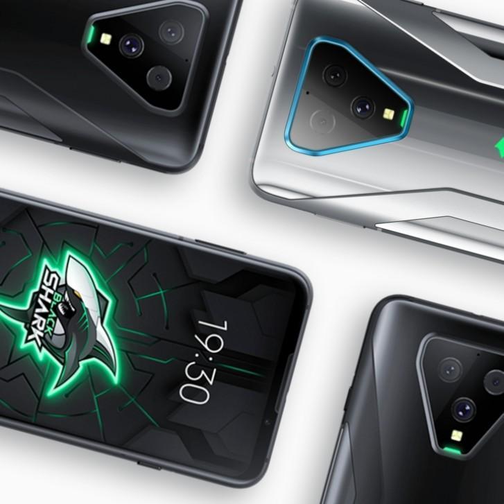 黑鲨3S 120Hz显示屏与iPhone 11 Pro Max的对比