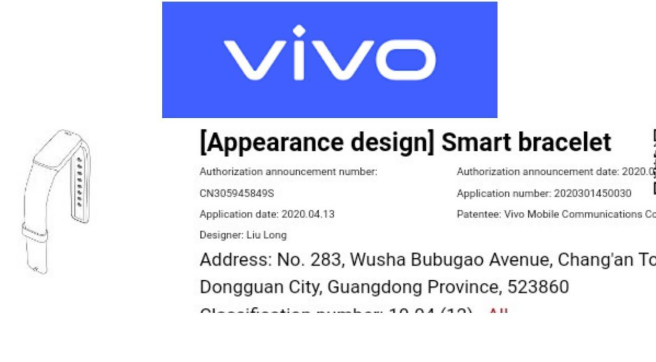 Vivo的新型智能带曲面显示专利