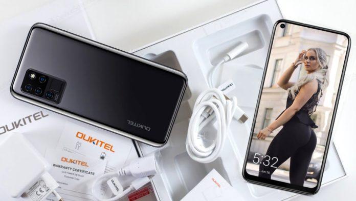 Oukitel C21于8月11日发布,是2020年最值得购买的智能手机