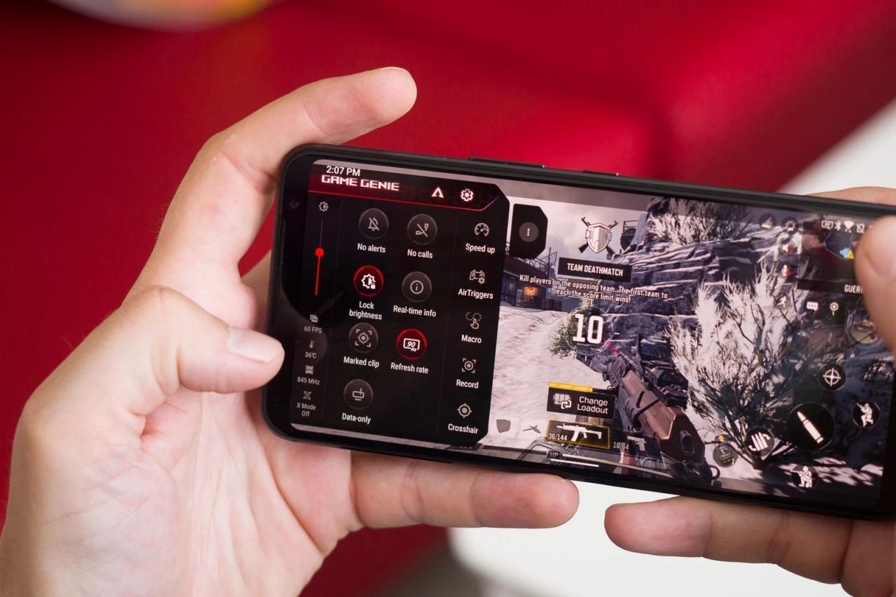 首款160Hz显示刷新功能的手机?为什么,带有865+和Pixelworks的ASUS ROG 3