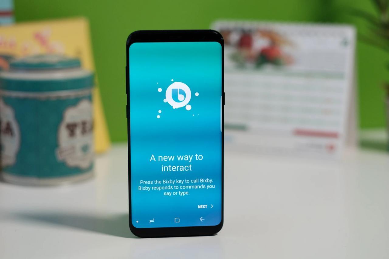 Google助手可以取代三星智能手机上的Bixby