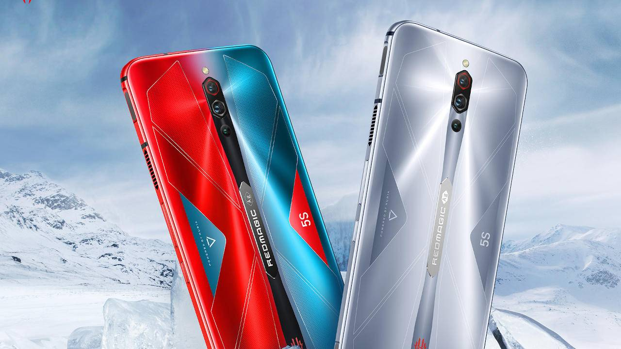 努比亚Red Magic 5S游戏手机有望在保持凉爽方面做得更好