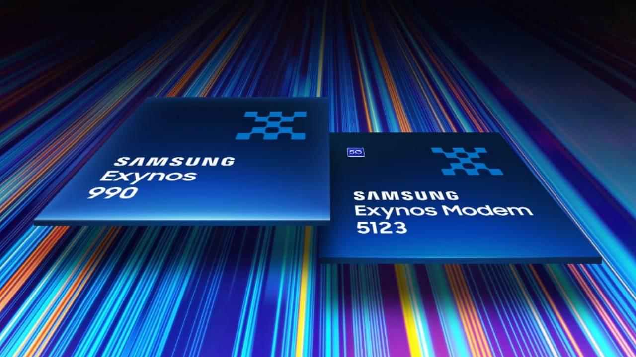 Galaxy Note 20 Exynos 990有望成为改进版本