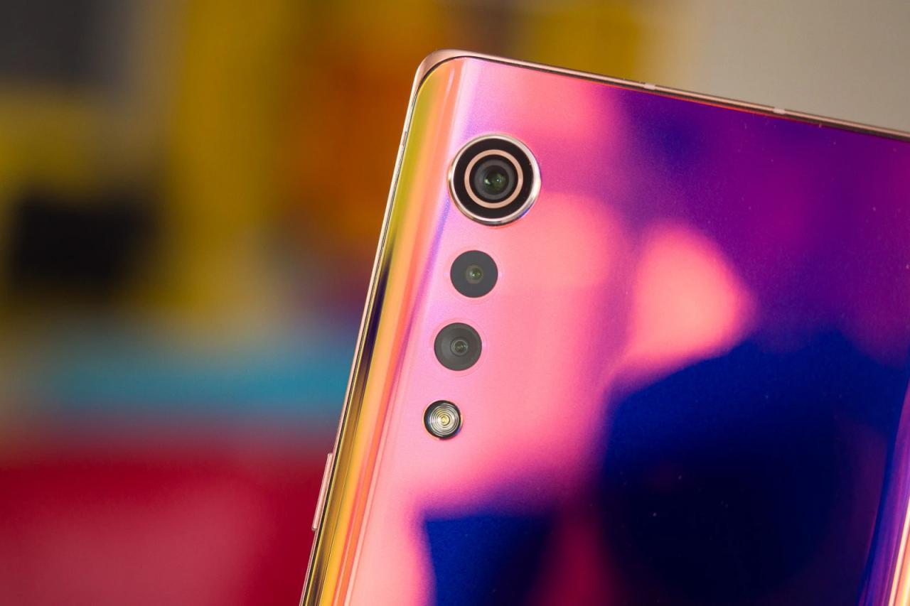 尽管大流行,但LG的智能手机业务在第二季度看到了积极的趋势