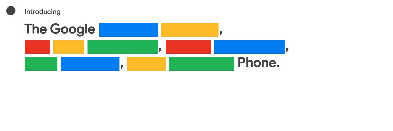 谷歌官方预告片确认Pixel 4a将于8月3日发布