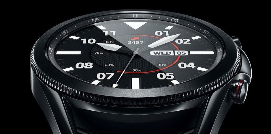 新的泄漏让我们再次关注了三星Galaxy Watch 3及其规格