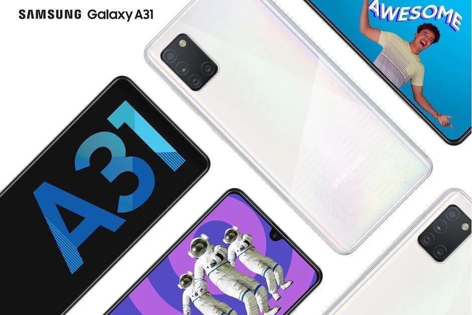 三星正在开发具有48MP主摄像头的Galaxy A32 5G