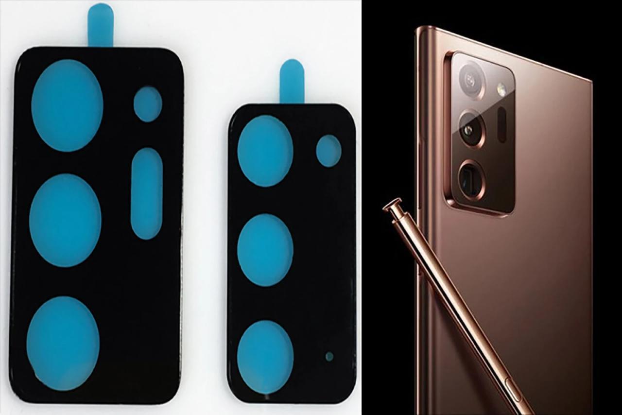 三星提示:Galaxy Note 20 Ultra 5G相机可能会滴入未来的A系列手机
