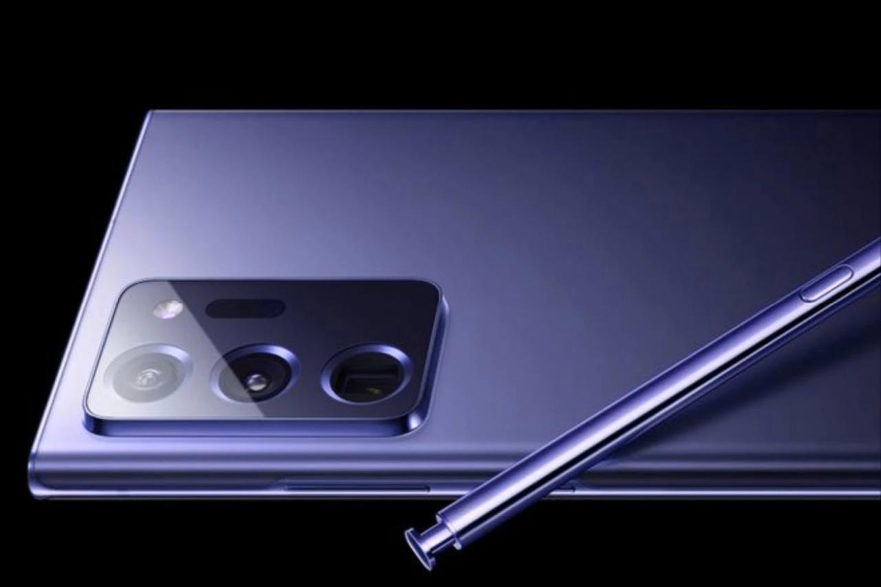 泄露的Galaxy Note 20 Ultra 5G Exynos基准测试与美国版本存在重大差异