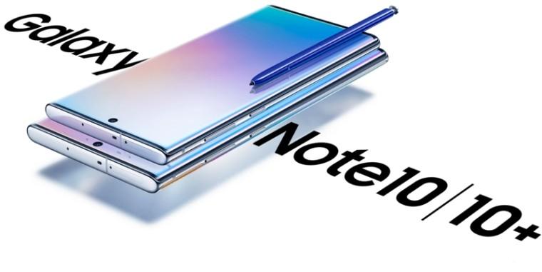 三星Galaxy Note10更新将于2020年8月安全补丁发布