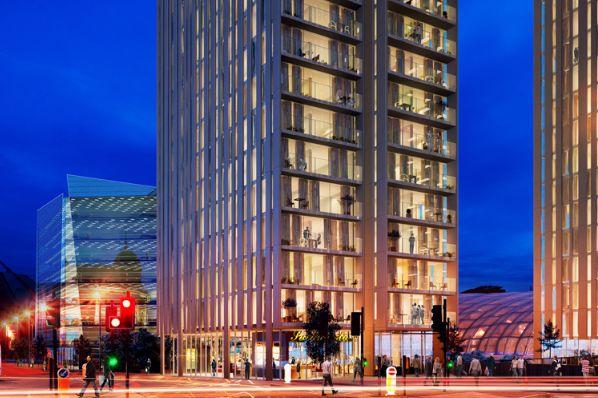 Muse Developments将启动2.045亿欧元的新维多利亚计划