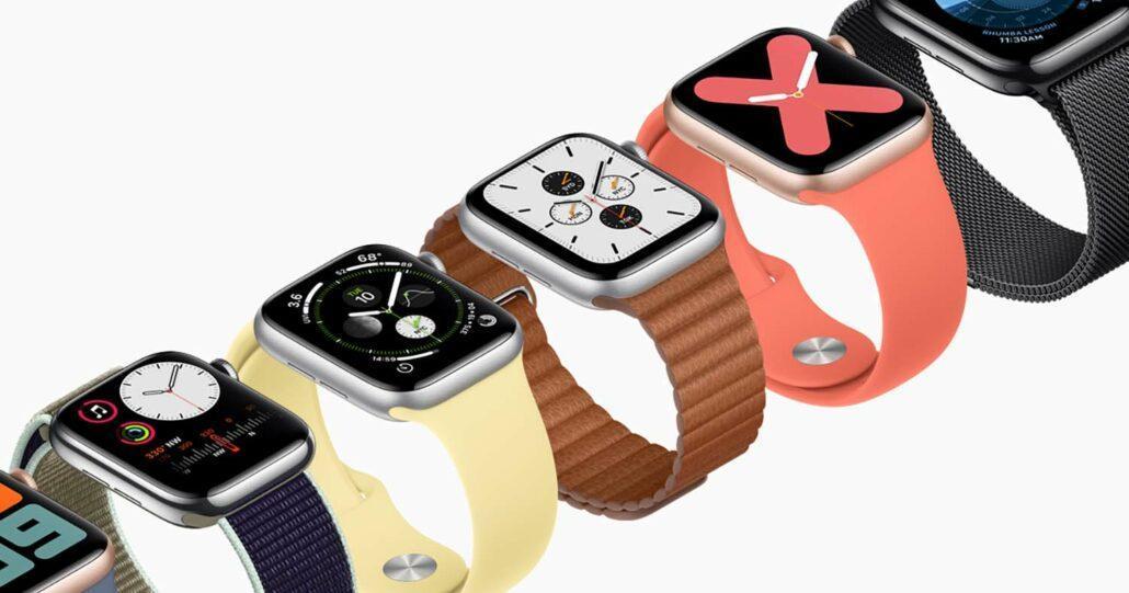 Apple Watch Series 6包括血氧传感器;阵容中的第一个这样做的模型