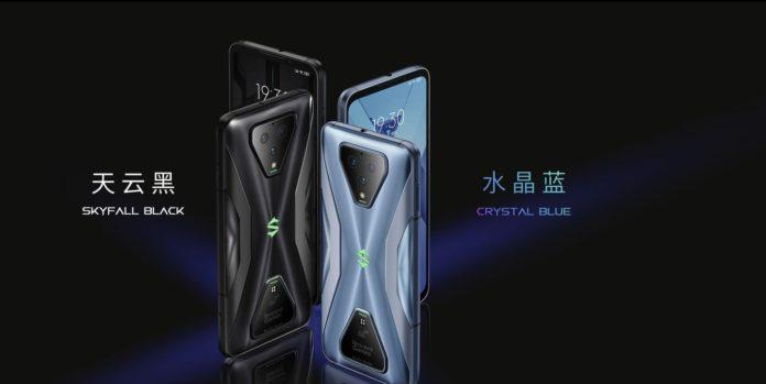 Black Shark 3S游戏智能手机在中国上市,售价3999元人民币