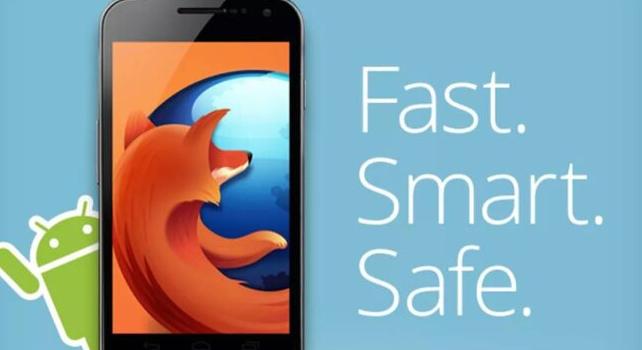 Android上的新Firefox外观重新设计