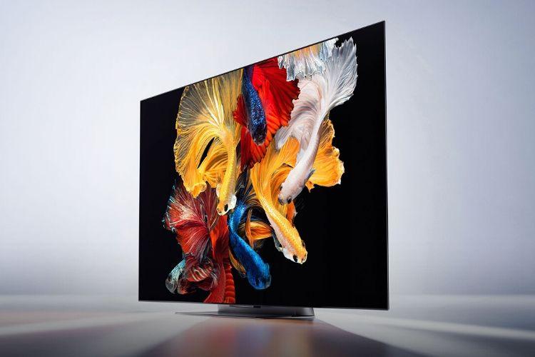 小米表示电视的进口限制将促进印度的制造业