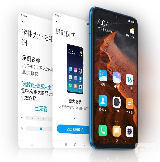 红米 9A在中国获得2GB + 32GB版本,价格为499