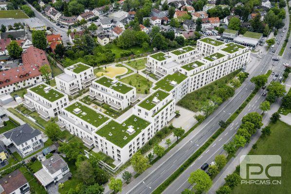 ABG完成8200万欧元的慕尼黑城市区计划