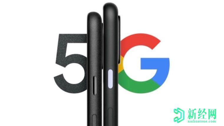 Google Pixel 5可能具有更大的120Hz显示屏