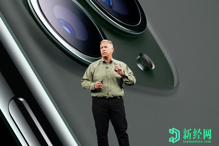 苹果的菲尔·席勒辞去苹果营销主管职务