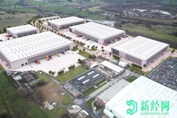 圣弗朗西斯集团发布Radway Green工业发展计划