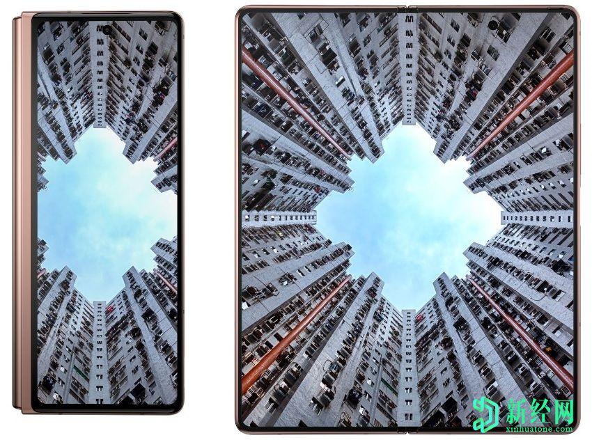 """三星Galaxy Z Fold 2具有""""防腐蚀防水涂层"""",可保护内部组件"""
