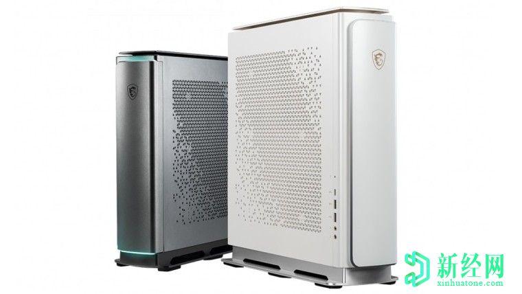 微星推出搭载第十代英特尔处理器的新型创作者台式机